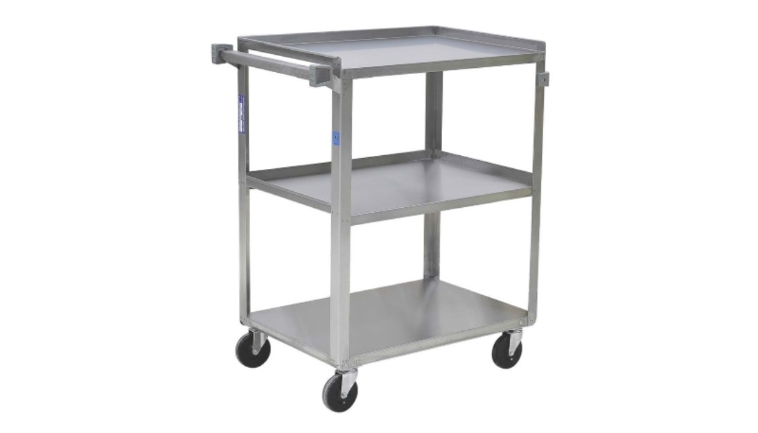 350 200 Metal 3 Shelves